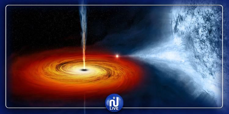 Croissance des trous noirs au fil du temps