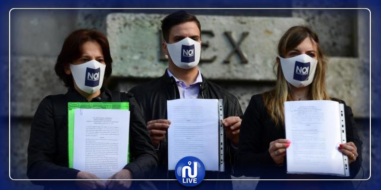 Les familles des victimes du coronavirus en Italie portent plainte