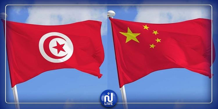 Arrivée d'une cargaison d'aide médicale pour la Tunisie en provenance de Chine