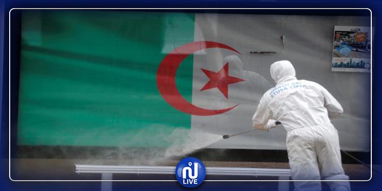 L'Algérie enregistre 441 nouveaux cas de contamination !