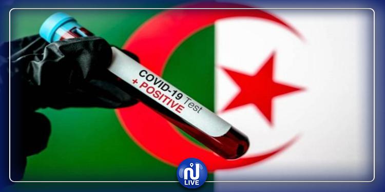 COVID-19 : 385 nouveaux cas en Algérie