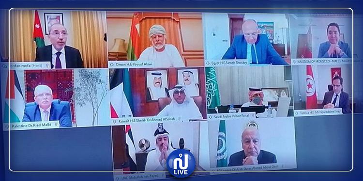 La Tunisie réitère son soutien à la cause palestinienne