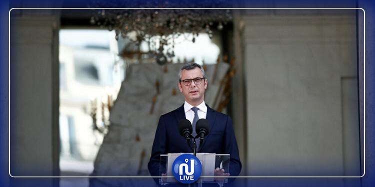 La France annonce la nouvelle composition du gouvernement