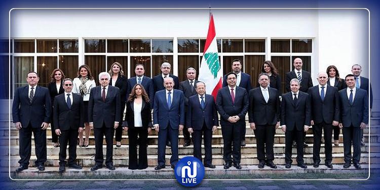 Démission du gouvernement libanais