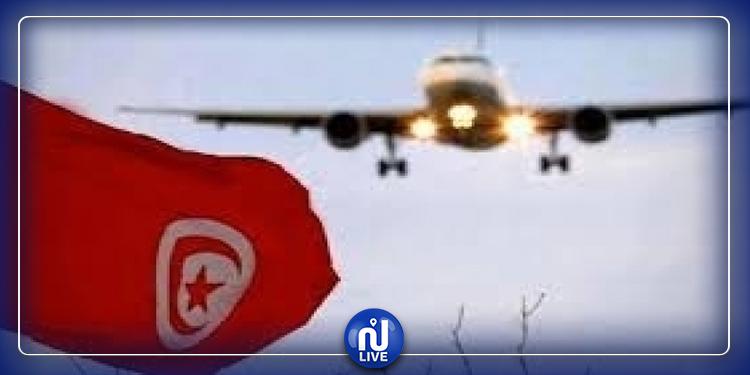 Programmation d'un vol d'évacuation des Tunisiens en Algérie
