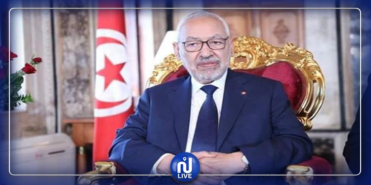 Ghannouchi : Comment former un gouvernement sans Ennahdha ou Qalb Tounes ?