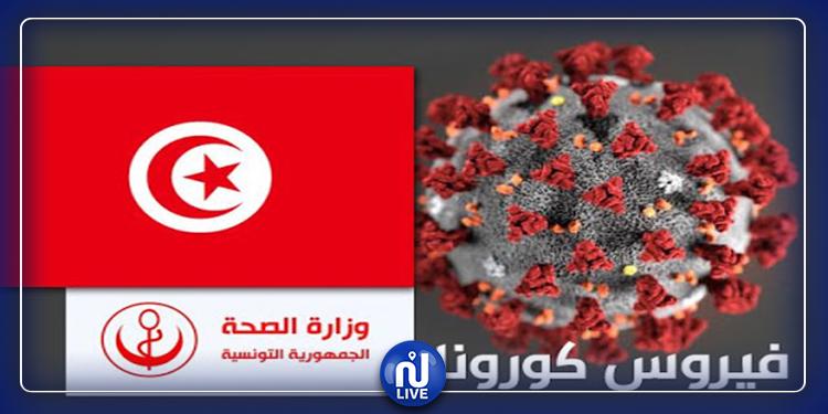 Tunisie/Covid-19 : 20 nouveaux cas de contamination