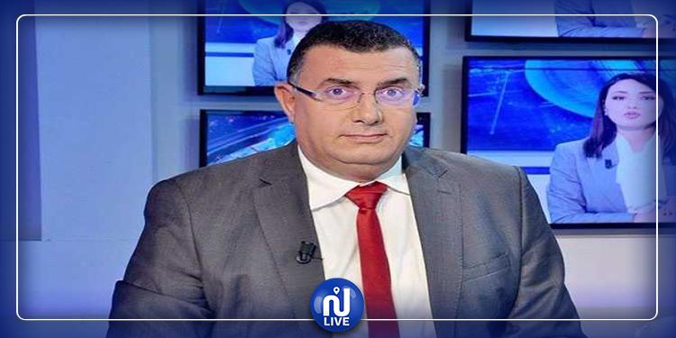Elloumi: Qalb Tounes n'a subi aucune pression pour voter contre la motion de retrait de confiance à Ghannouchi