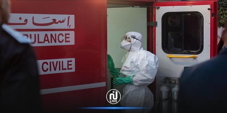 Covid-Maroc : Plus de 100.000 cas de contamination…