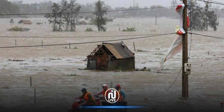 Le typhon Molave a fait 21 morts au Vietnam