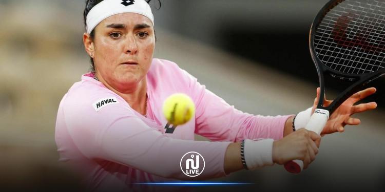 Tournoi d'Ostrava-16e de finale : Ons Jabeur bat la tchèque Barbora Strycova