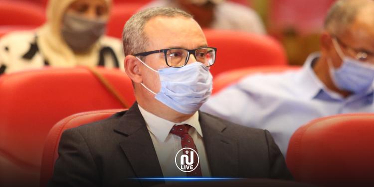 Imed Khemiri élu nouveau président du bloc parlementaire d'Ennahdha