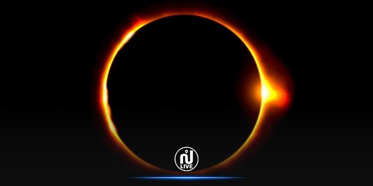 Eclipse solaire, le 14 décembre 2020 !