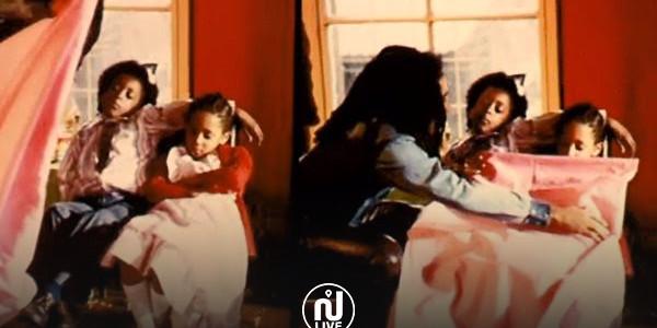 Le jour où Naomi Campbell a tourné un clip avec Bob Marley, à l'âge de 7 ans