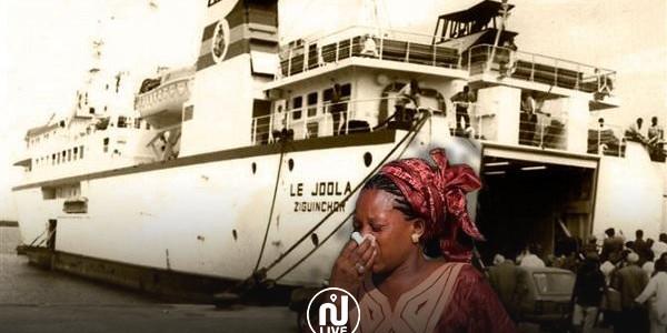 ''Le naufrage du ferry Joola'', un livre qui revient sur l'histoire du ''Titanic africain''