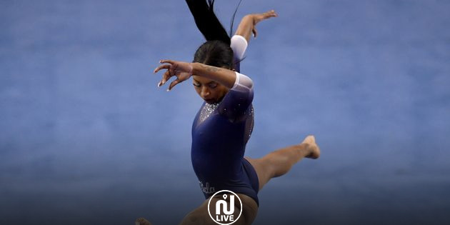 La gymnaste Nia Dennis réalise une performance enchanteresse