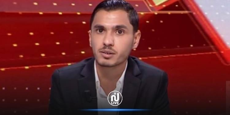 Arrestation du chroniqueur Riadh Jrad