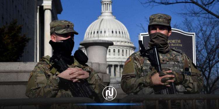 Avant l'investiture de Joe Biden, le FBI décide de contrôler les militaires