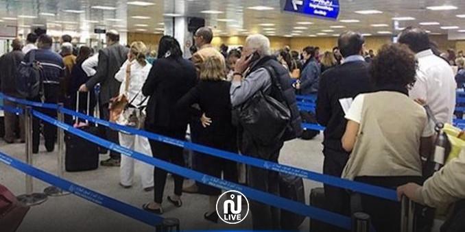 Confinement obligatoire de 7 jours à partir du 01 février pour les voyageurs en provenance de l'étranger