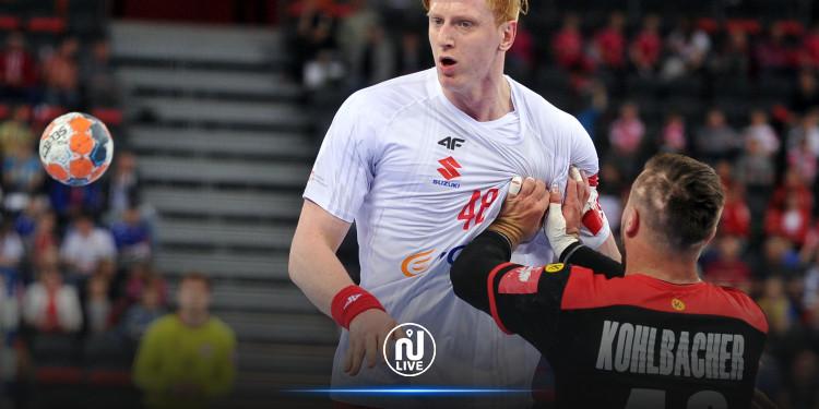 Tomasz Gębala fait sensation au mondial de handball ! (Photos)