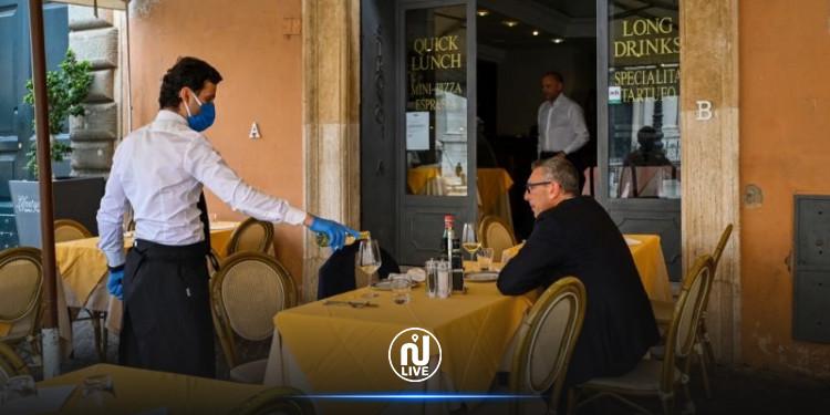 Italie : Les restaurants rouvrent leurs portes !