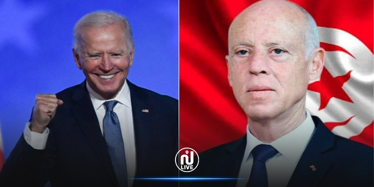 Saïed adresse un message de félicitations à Biden