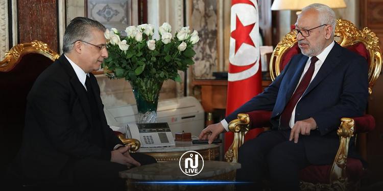 Ghannouchi : Nous croyons en l'innocence de Nabil Karoui