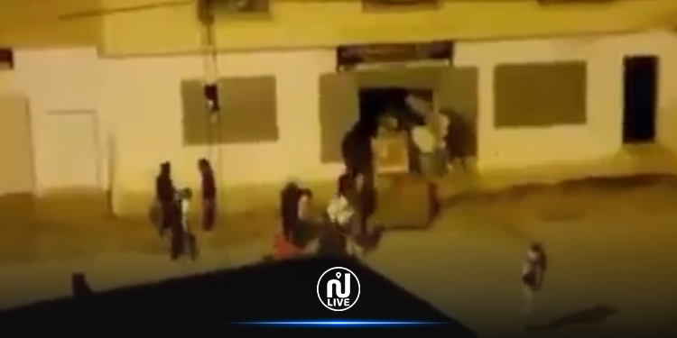 La Manouba : heurts entre policiers et groupes de jeunes à Tebourba