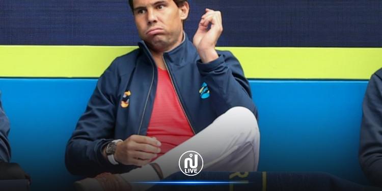 ATP Cup : l'Espagnol Rafael Nadal forfait face à la Grèce