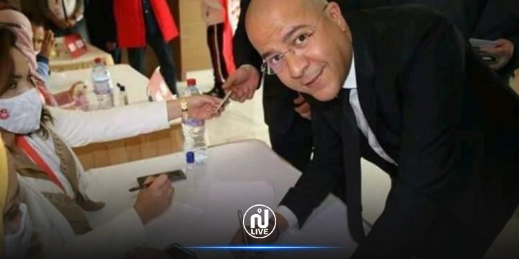 Youssef Elmi élu à la tête du Club Africain