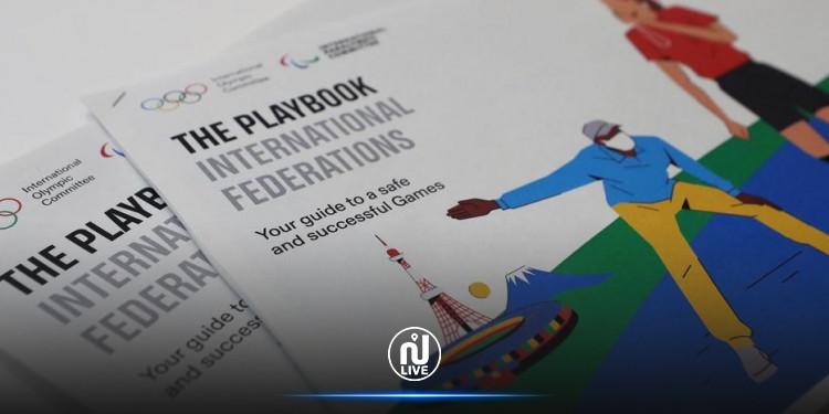 Publication d'un 1er ''Playbook'' pour des JO sûrs et réussis