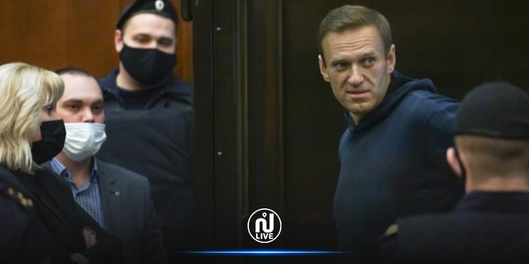 Navalny transféré dans la région de Vladimir pour purger sa peine…
