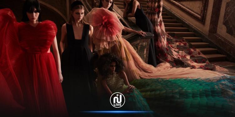 Dior dévoile sa collection automne 2021 inspirée des contes de fée