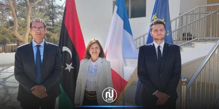 La France rouvrira son ambassade en Libye