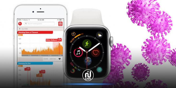 Apple Watch peut détecter la Covid-19