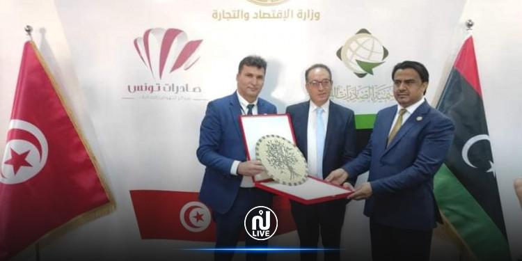 Forte participation tunisienne aux salons libyens des dattes et de l'olive