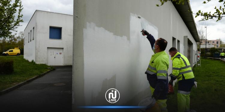 Inscriptions racistes sur un centre culturel musulman à Rennes