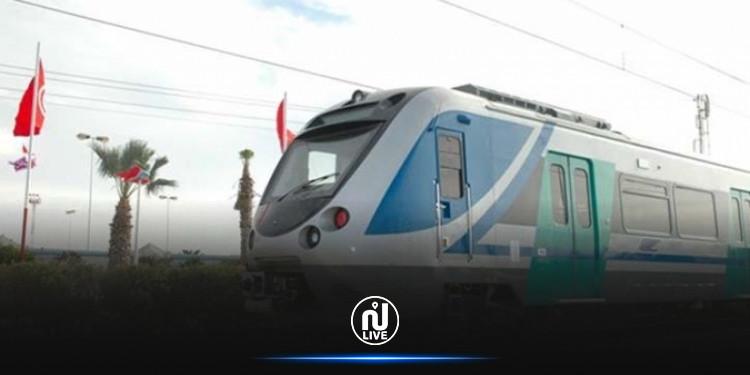 Nouveaux horaires de départ des trains de la ligne de la banlieue sud de Tunis