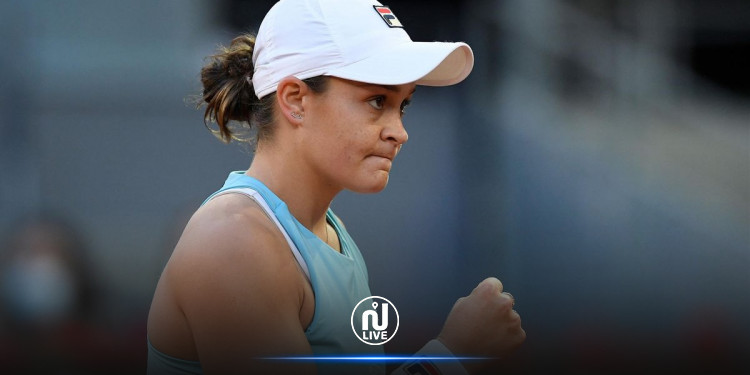 Tournoi WTA de Madrid: l'Australienne Ashleigh Barty en finale