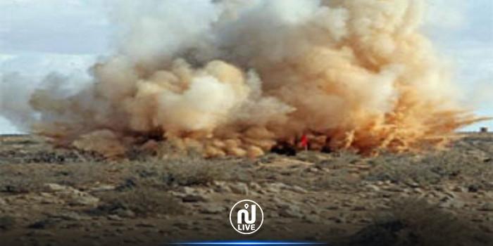 Kasserine: Décès d'un citoyen dans l'explosion d'une mine au mont Semmama