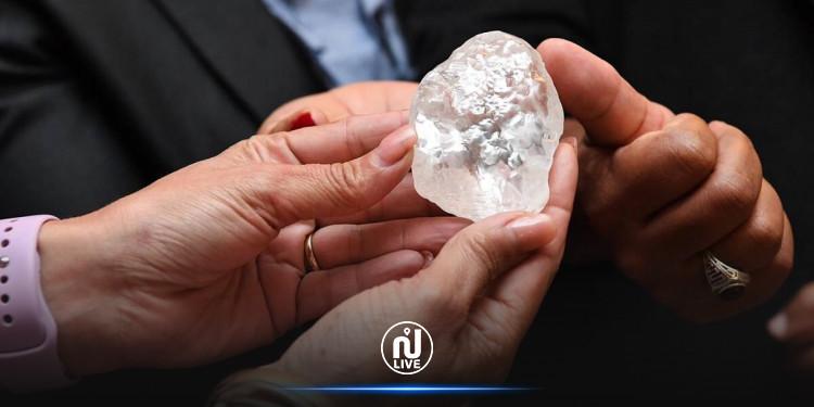 Le 3e plus gros diamant du monde découvert au Botswana
