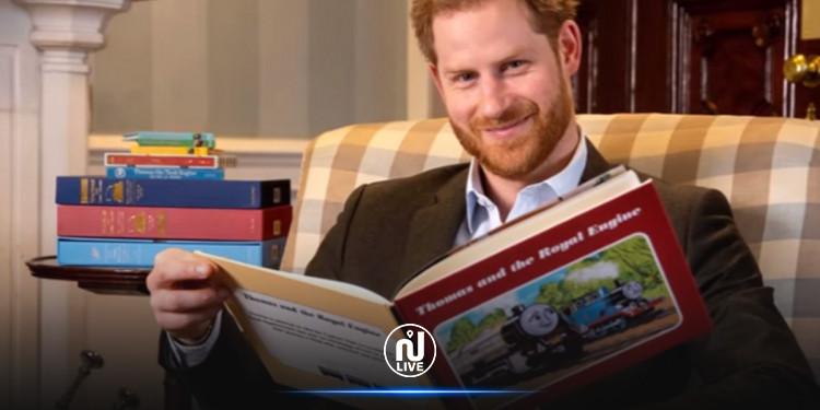 Le prince Harry publiera un mémoire littéraire en 2022