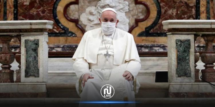 Coronavirus : Selon le pape François, la vaccination est un acte d'amour