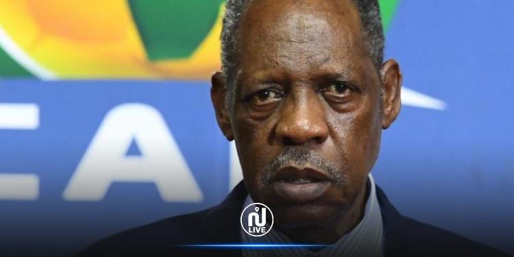 L'ancien président de la CAF Hayatou suspendu un an