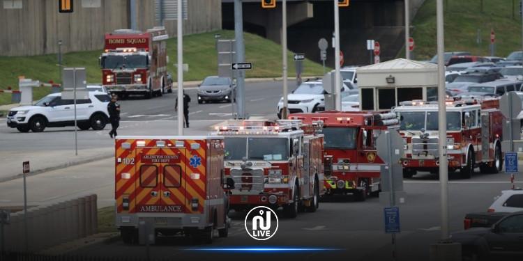 Fusillade près du Pentagone...Plusieurs blessés