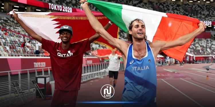 Barshim offre sa 2e médaille d'or au Qatar