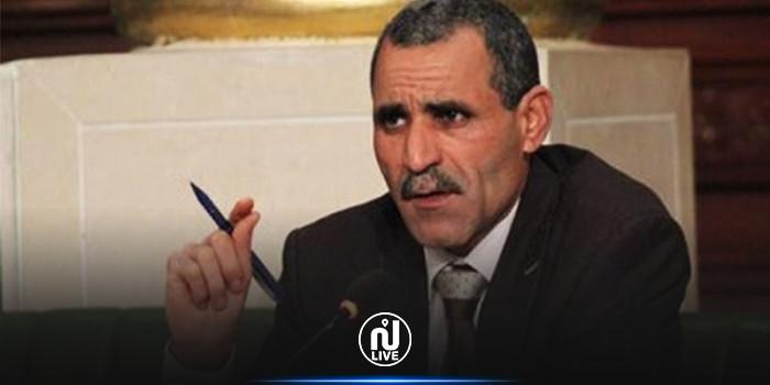 Mandat de dépôt contre le député Fayçal Tebbini