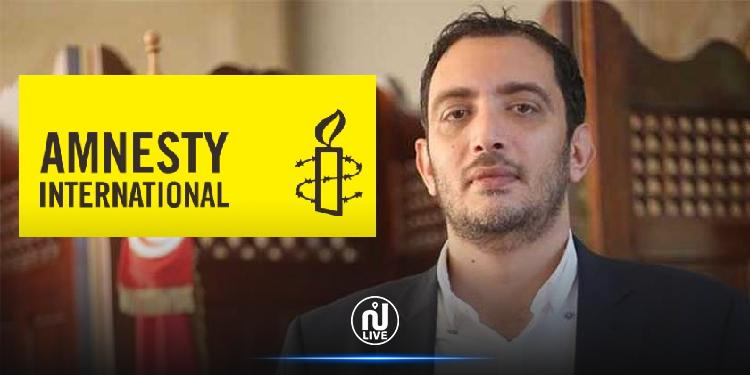 Amnesty international appelle à la libération immédiate de Yassine Ayari