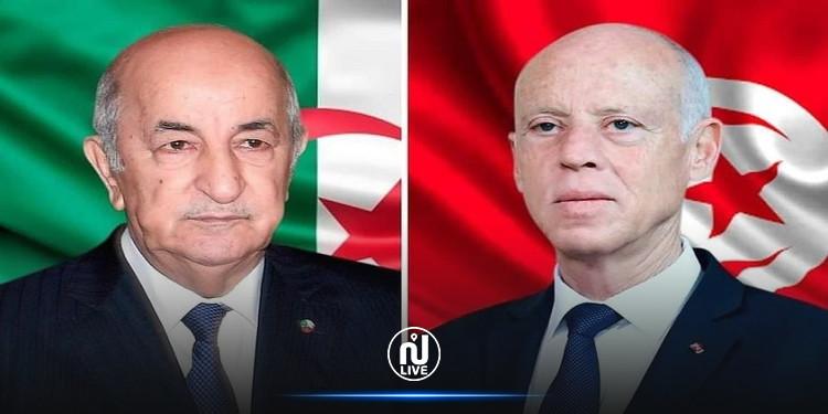 Décès de l'ancien président algérien Bouteflika: Saied présente ses condoléances au Tebboune