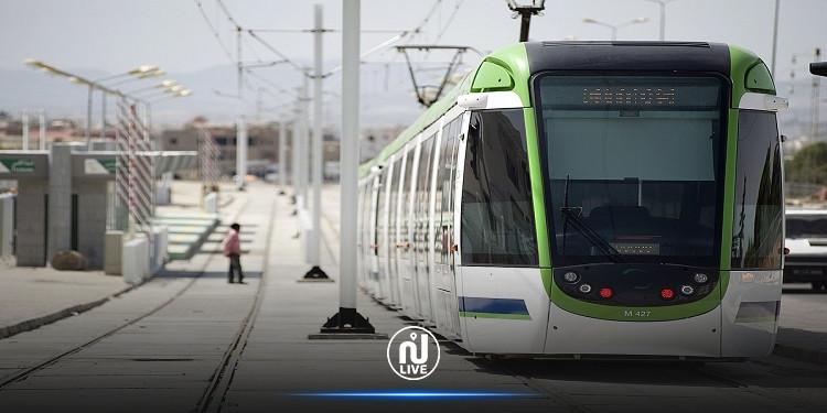 Le métro n°4 roulera sur une seule voie entre les stations de Bouchoucha et Saïdia
